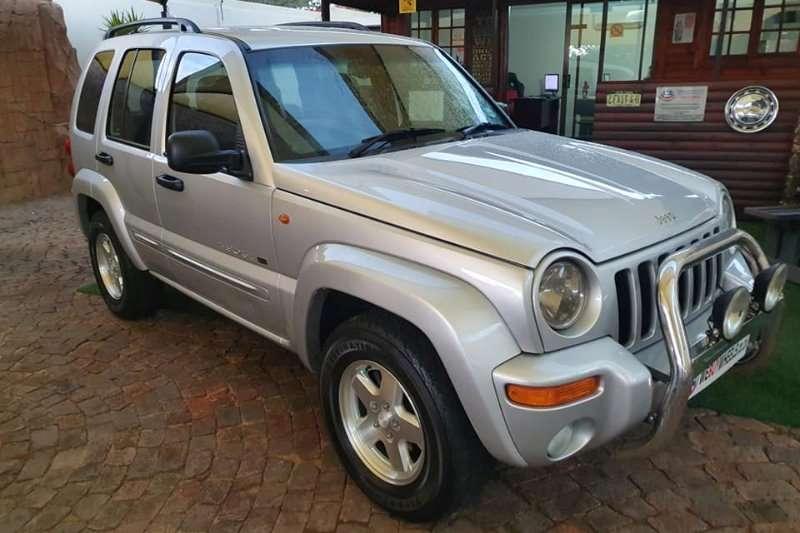 2003 Jeep Cherokee 2.8CRD Sport