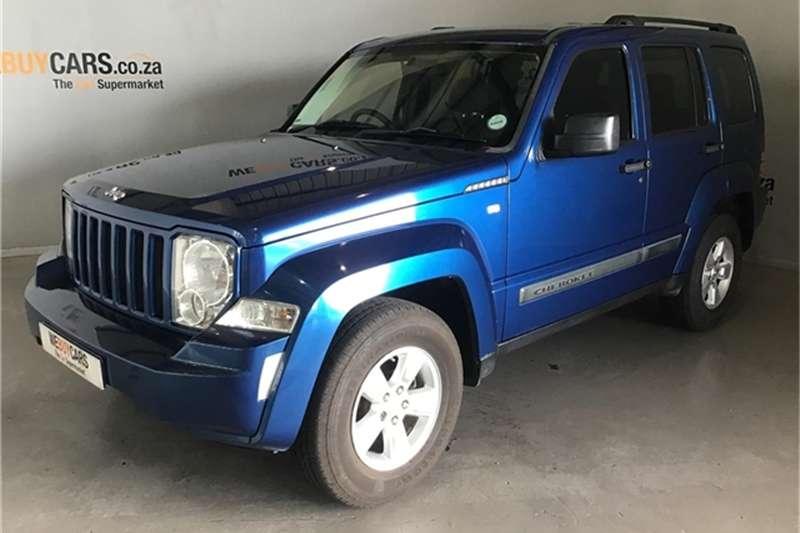2010 Jeep Cherokee 2.8CRD Sport