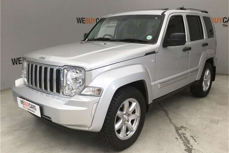 2012 Jeep Cherokee 3.7L Limited