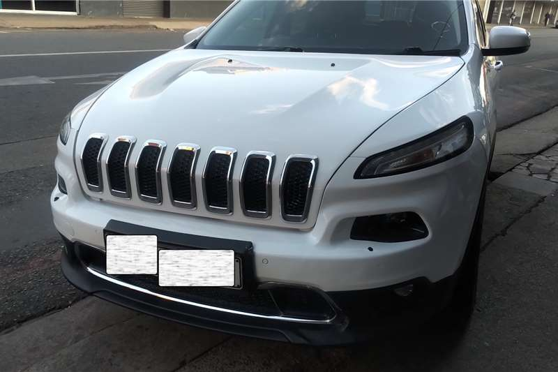 2014 Jeep Cherokee 3.2L 4x4 Limited