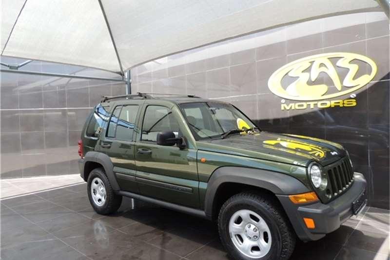 2007 Jeep Cherokee 3.7L Sport