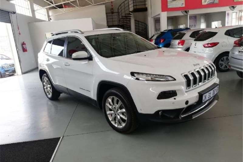 2020 Jeep Cherokee 3.2L 4x4 Limited