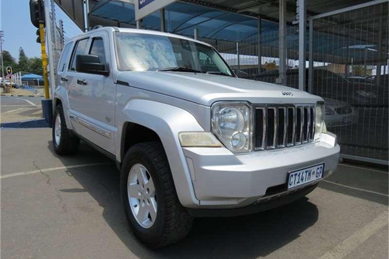 2011 Jeep Cherokee 3.7L Limited