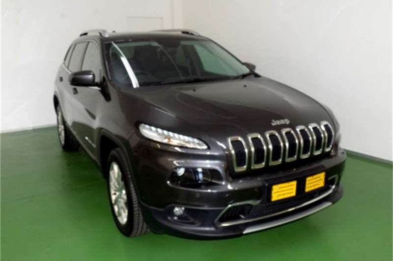 2020 Jeep Cherokee 3.2L 4x4 Limited