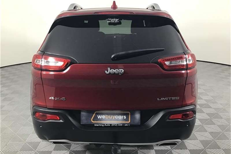2016 Jeep Cherokee 3.2L Limited