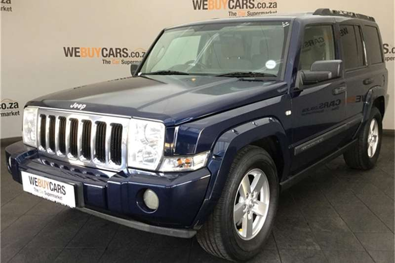 Jeep Commander 3.0L CRD Limited 2008