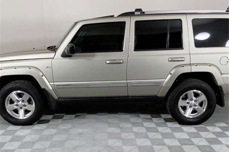 2008 Jeep Commander Commander 3.0L CRD Limited