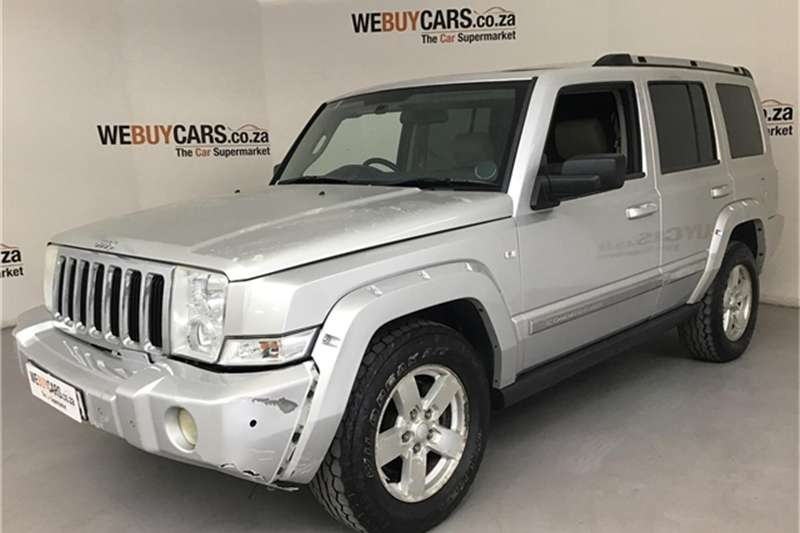 Jeep Commander 5.7L Limited 2007