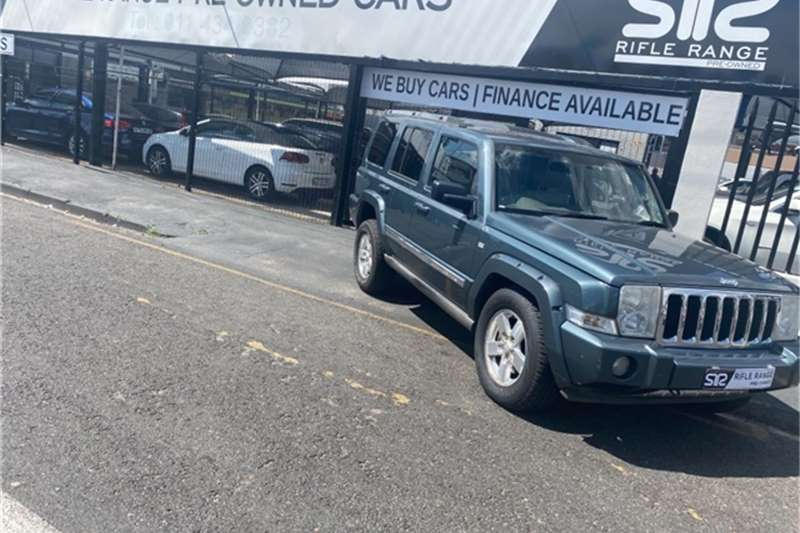 Used 2007 Jeep Commander 5.7L Limited