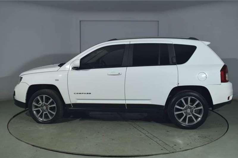 Jeep Compass 2.0 CVT LTD 2014
