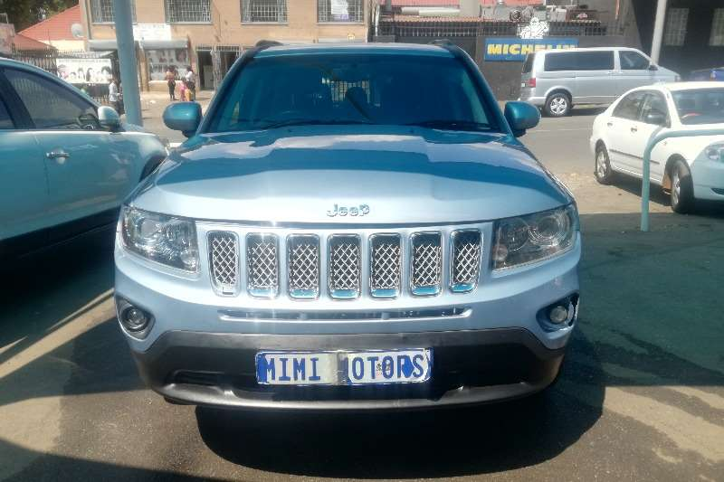 Jeep Compass 2.0 Manual 2013