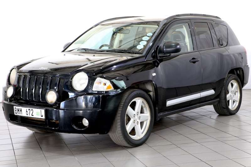 Jeep Compass 2.0L CRD Limited 2007