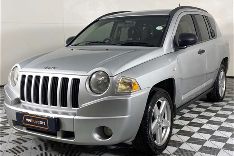 2008 Jeep Compass Compass 2.0L CRD Limited
