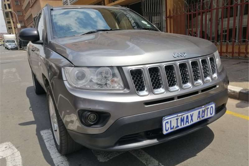 Jeep Compass 2.0L CRD Limited 2012