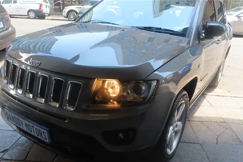 Jeep Compass 2.0L CRD Limited 2013