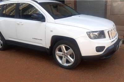 Used 2013 Jeep Compass 2.0L CRD Limited
