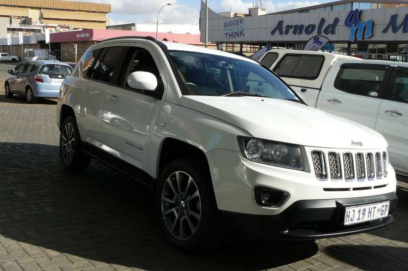 Jeep Compass 2.0L CRD Limited 2014