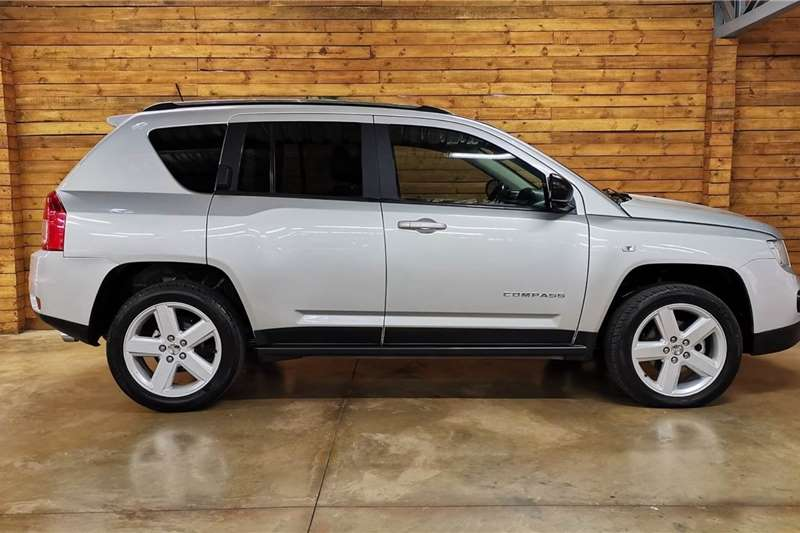 Jeep Compass 2.0L Limited 2011