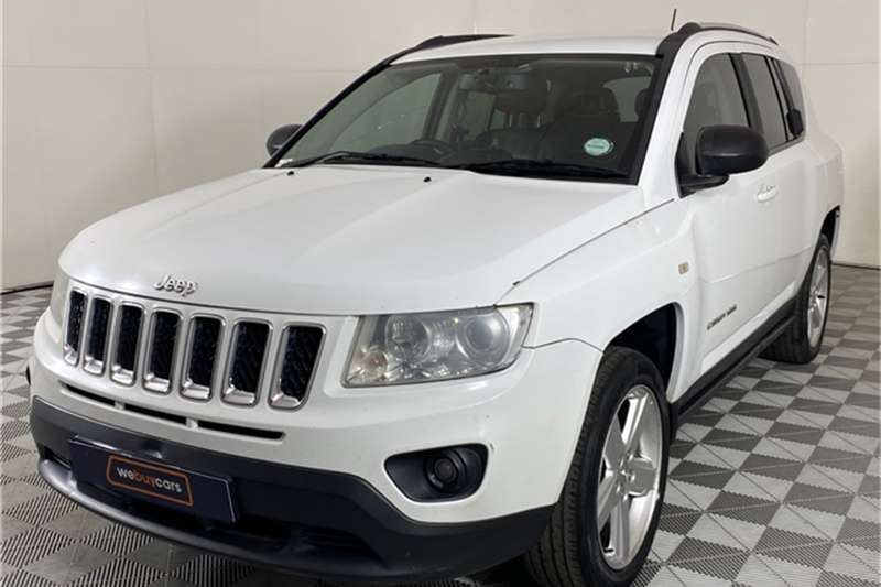 2011 Jeep Compass Compass 2.0L Limited