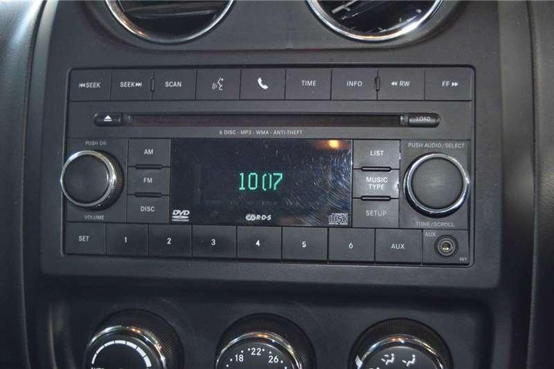 Jeep Compass 2.0L Limited 2012