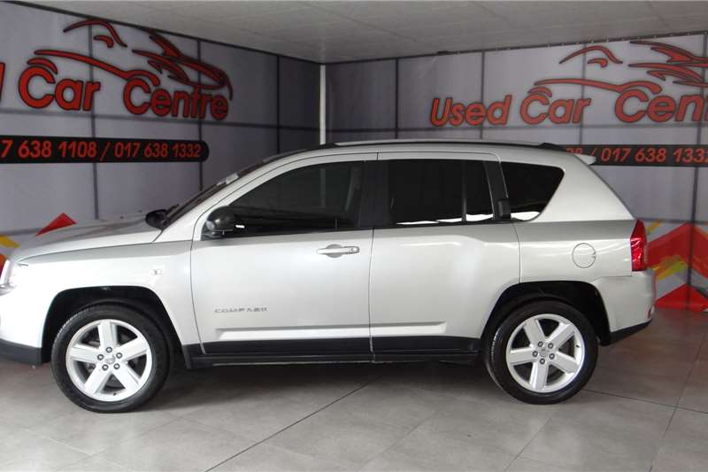 Jeep Compass 2.0L Limited 2012
