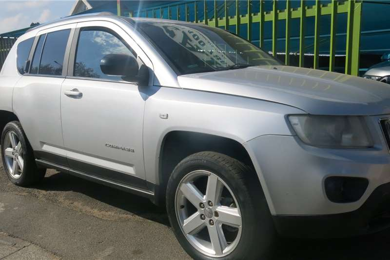 Used 2012 Jeep Compass 2.0L Limited