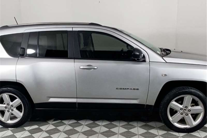 2012 Jeep Compass Compass 2.0L Limited