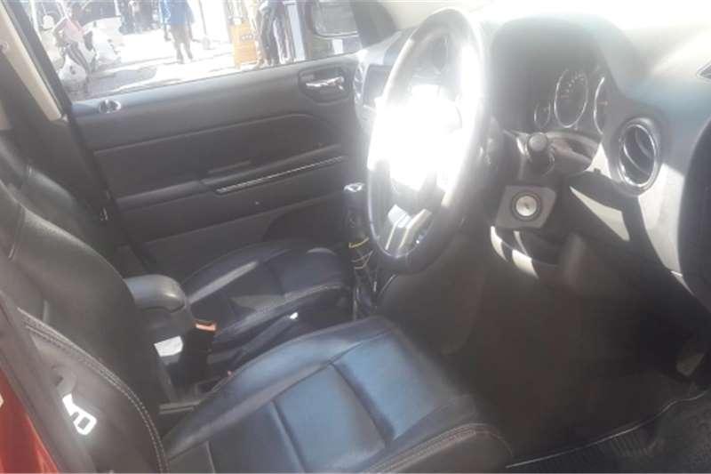 Jeep Compass 2.0L Limited 2013