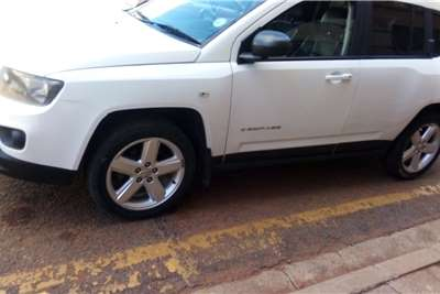 2013 Jeep Compass Compass 2.0L Limited