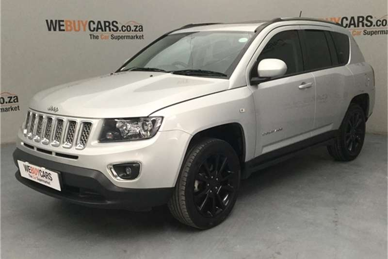 Jeep Compass 2.0L Limited 2014