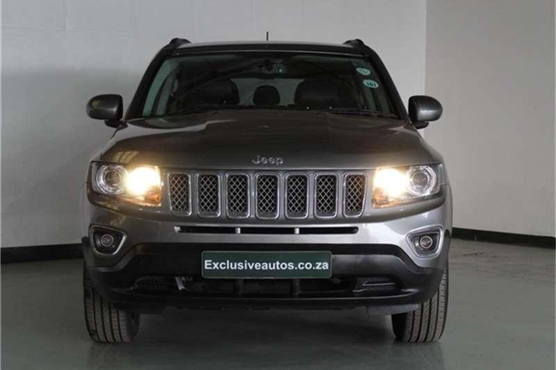 Jeep Compass 2.0L Limited 2014
