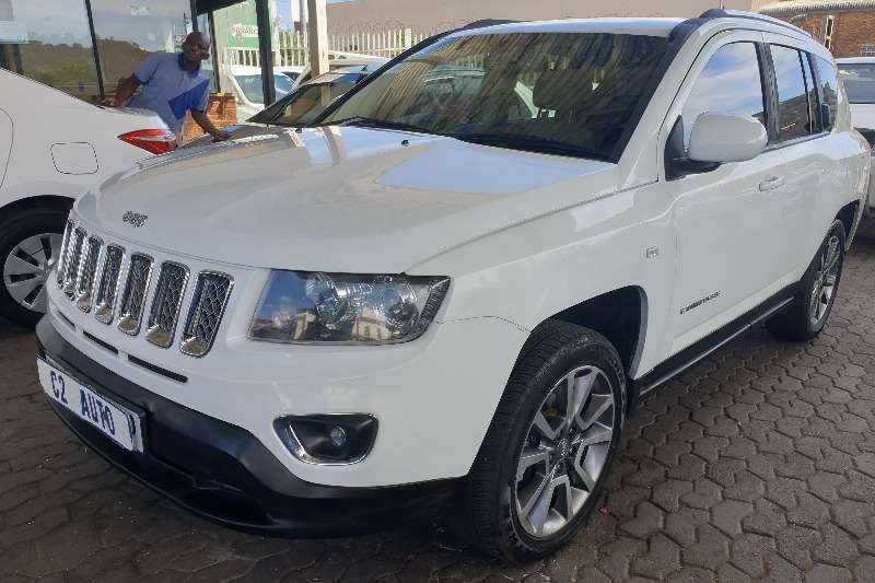 Used 2014 Jeep Compass 2.0L Limited