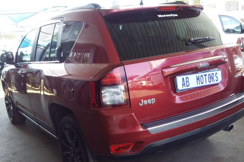 2014 Jeep Compass Compass 2.0L Limited