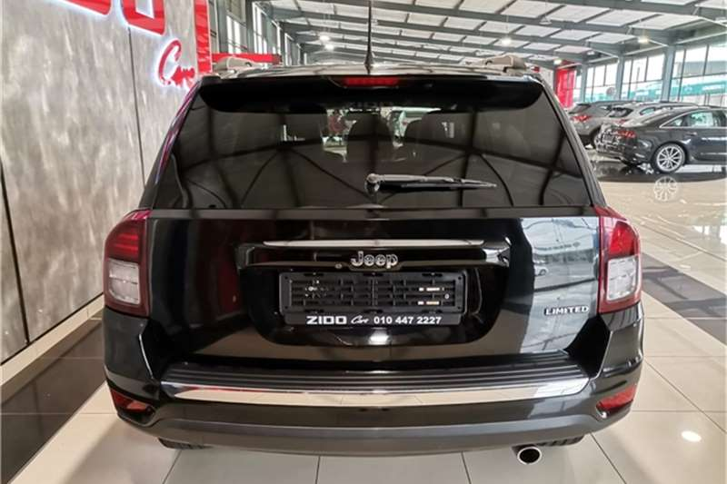 Used 2015 Jeep Compass 2.0L Limited