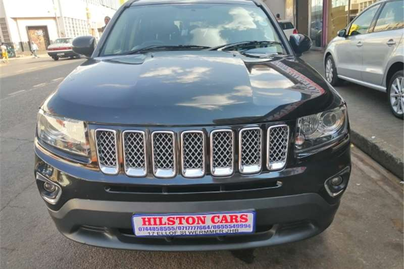 Jeep Compass 2.0L Limited 2016