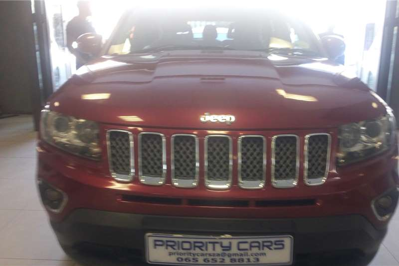 Jeep Compass 2.0L Limited Altitude 2014