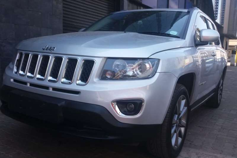 Jeep Compass 2.0L Limited Altitude auto 2013