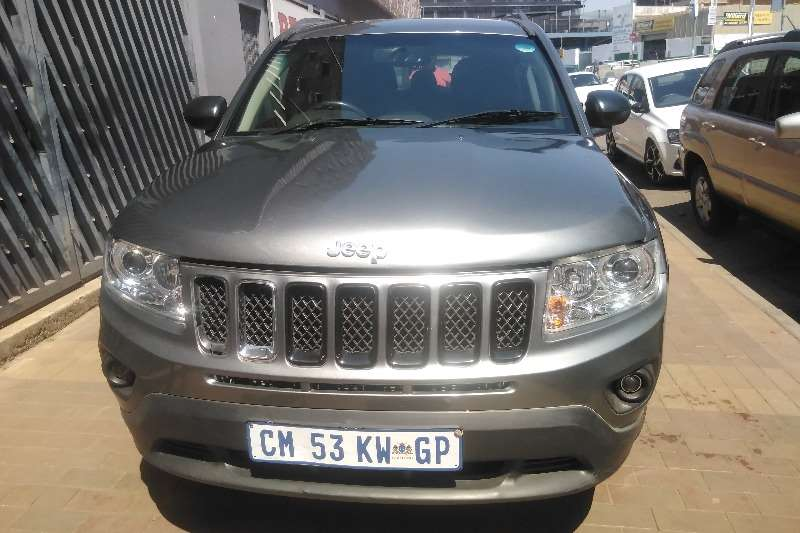 Used 2013 Jeep Compass 2.0L Limited Altitude auto