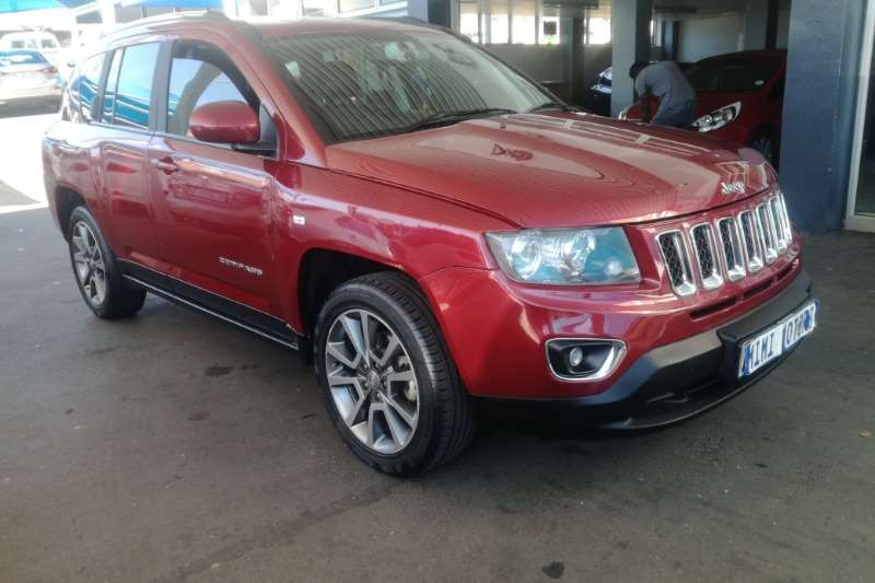 Jeep Compass 2.0L Limited Altitude auto 2014
