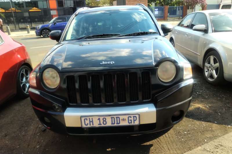 Jeep Compass 2.0L Limited auto 2007