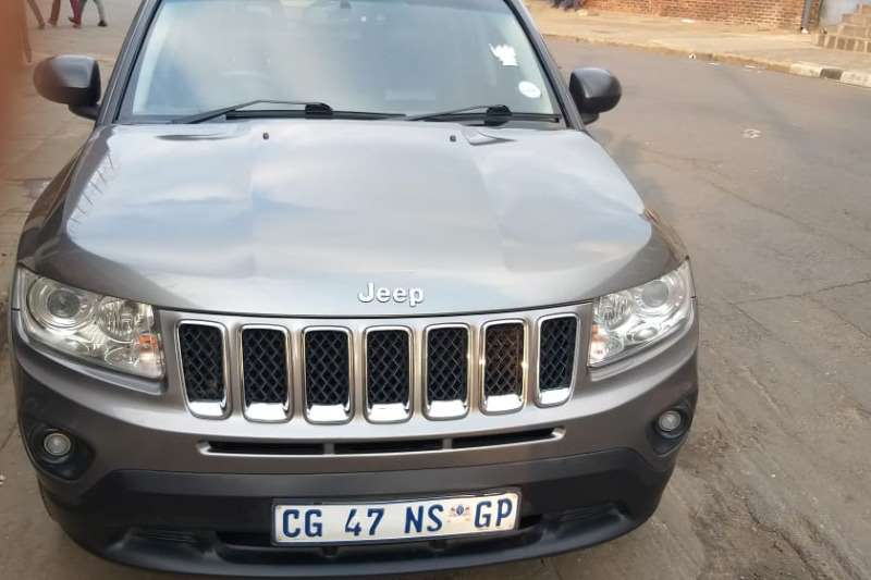 Jeep Compass 2.0L Limited auto 2012