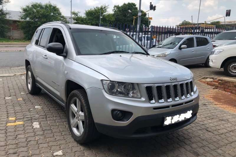 Jeep Compass 2.0L Limited auto 2012