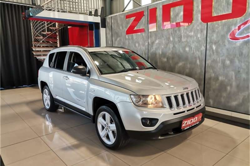 Used 2012 Jeep Compass 2.0L Limited auto
