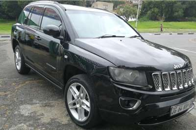 Used 2013 Jeep Compass 2.0L Limited auto