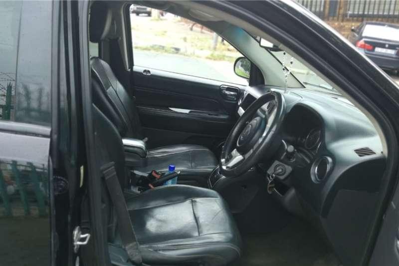 Jeep Compass 2.0L Limited auto 2013