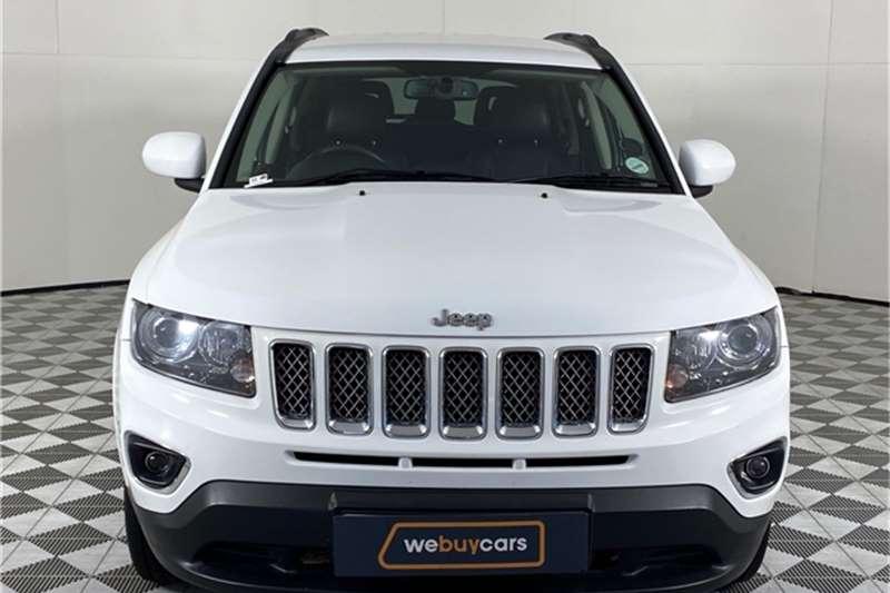 2014 Jeep Compass Compass 2.0L Limited auto