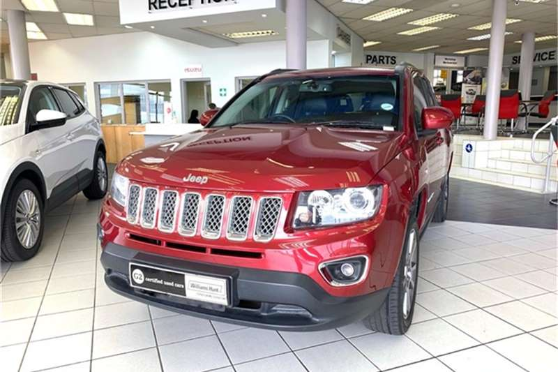Jeep Compass 2.0L Limited auto 2015