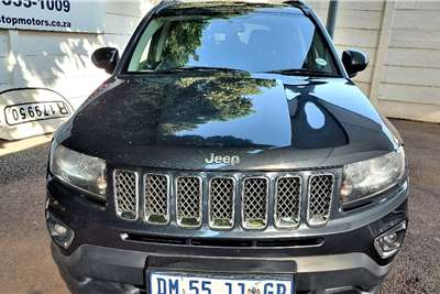 Used 2015 Jeep Compass 2.0L Limited auto