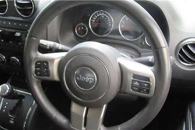 Jeep Compass 2.0L Limited auto CVT 2015