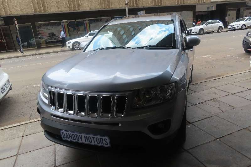 Jeep Compass 2.4 A/T 2015